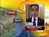 PNoy arrives in China for state visit