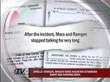 Ram's GF reveals rift among Bautista siblings