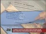 3 Comelec officials suspended over folder scam
