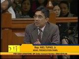 BIR chief testifies on Corona's tax records