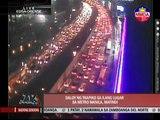 Traffic hits metro; 'Sendong' hits VisMin