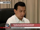 EXCLUSIVE: Trillanes told Reyes to ID power behind ex-comptroller so he can be cleared