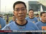 Thousands join fun run to save Pasig River