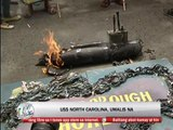 US nuclear-powered submarine leaves PH