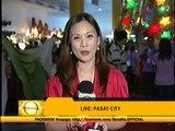 Shoppers flock Kapamilya bazaar