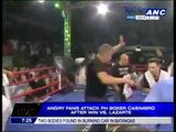 Angry fans attack PH boxer after win in Argentina