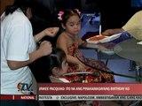 Jinkee to assist Pacquiao in Congress duties