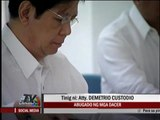 Dacer camp wants Lacson arrested