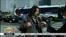 Argentinos consideran que medidas de Macri son insuficientes y tardías