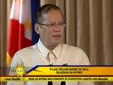 Aquino signs 2011 budget