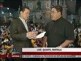 Devotees flock to Quiapo for feast of Black Nazarene