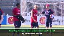 Ozil and Kolasinac are 'mentally ready' to play - Emery
