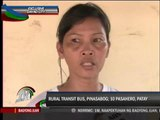Cotabato bus blast kills 10 passengers