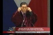 Logan reports on 'Miriam moments' in impeachment