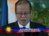 PNoy trumpets gains from US visit