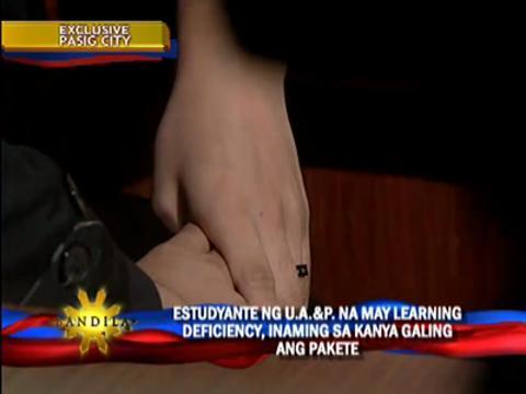 U&AP bomb threat alarms Pasig police