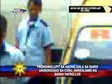 Patroller slams violence vs stray dogs in Cebu university
