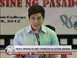 Paolo Avelino shows off singing prowess