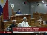Senators dare Iggy to face PNP choppers probe