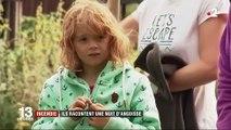 Incendie dans l'Aude : nuit d'angoisse pour les habitants