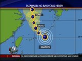 Tropical storm Henry exits Philippines