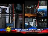 Manila police chief sacked