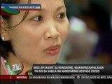 Pinoys continue Hong Kong job applications