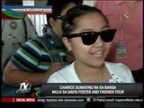 Charice goes home after food poisoning