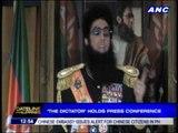 Borat' star spoofs dictators