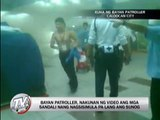 Caloocan mall fire caught on camera by Patroller