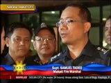 Oil leak in Makati condominium causes panic