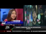 Charice sings Lady Gaga, Justin Bieber songs in show