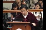 Senate court yields to SC TRO on accounts linked to CJ