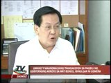 Osmeña bares anomaly in MRT bond sale