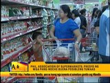 Prices of 'noche buena' items seen to rise