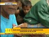Food shortage grips quake-hit Negros village