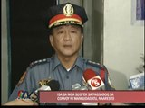Tacurong blast suspect arrested