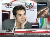 Lorna Tolentino's sons join ABS-CBN