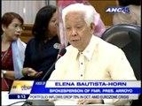 Arroyo camp says gov't railroading poll sabotage raps