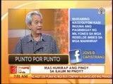 Punto por Punto: Mas humirap ang Pinoy sa ilalim ni PNoy?
