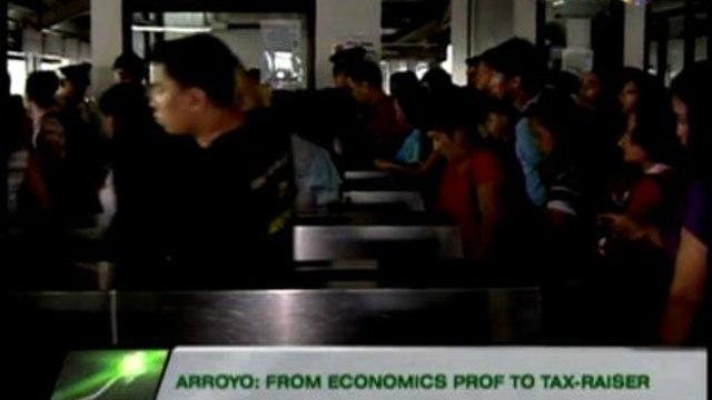 Arroyo: From Aquino's eco prof to VAT-raiser