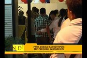 PNoy, Pacquiao attend LP anniversary