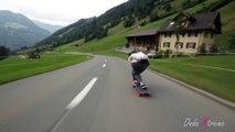 road in switzerland/ carretera en suiza