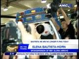 Arroyos to leave Thursday - spokesperson