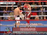 Donaire cuts down Montiel to secure world titles