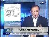 Teditorial: Only an angel