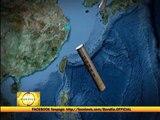 Flights rerouted over N. Korea rocket launch