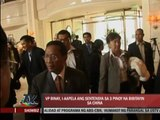 VP Binay in China to seek mercy for Pinoy drug mules