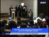 Aquino: Ombudsman's impeachment now up to Congress