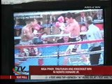 Marc Logan presents: Pinoys celebrate Donaire's victory